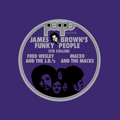 James Brown's Funky People Compilation - Part 1 (Vinyl)