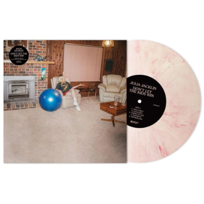 Jacklin, Julia - Don't Let The Kids Win (Limited Pink Marble Vinyl)