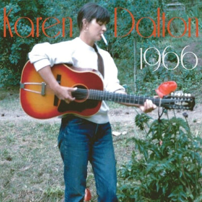 Dalton, Karen - 1966 (Clear Green Rocky Road Coloured Vinyl)