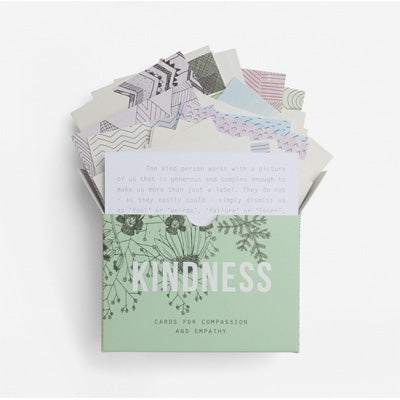 School Of Life Prompt Cards - Kindness