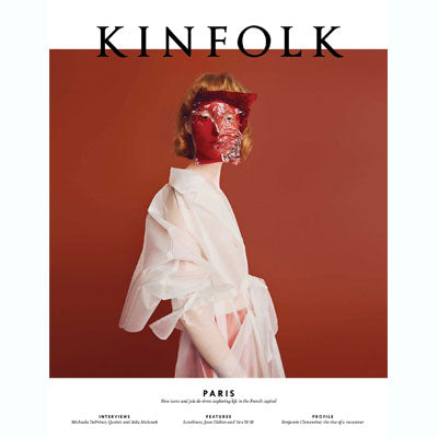 Kinfolk Magazine 27 - Paris Issue