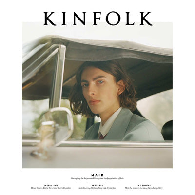Kinfolk Magazine 28 - Hair Issue