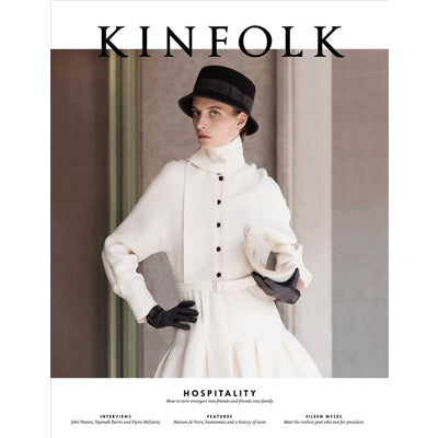 Kinfolk Magazine 30 - The Hospitality Issue