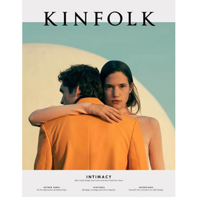 Kinfolk Magazine 34 - The Intimacy Issue