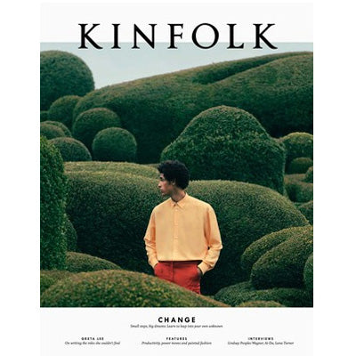 Kinfolk Magazine 35 - The Change Issue