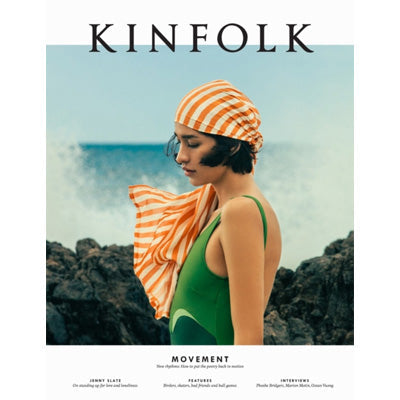 Kinfolk Magazine 36 - The Movement Issue