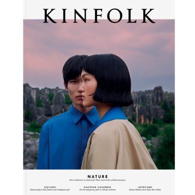 Kinfolk Magazine 37 - The Nature Issue