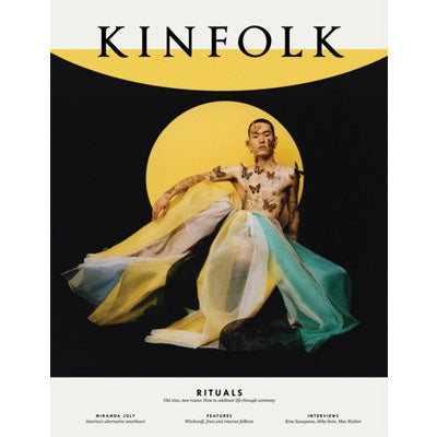 Kinfolk Magazine 38 - The Rituals Issue