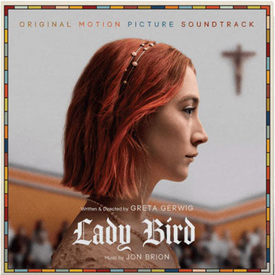 Lady Bird Soundtrack (Limited White Vinyl)