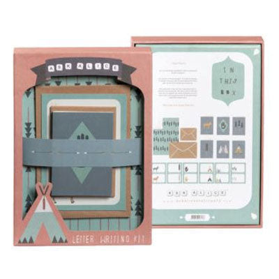 Ask Alice - Letter Writing Kit