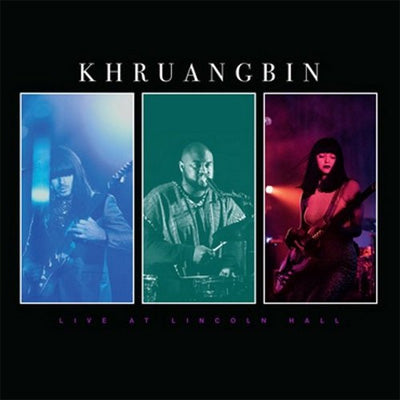 Khruangbin - Live At Lincoln Hall (Japan Import Limited White Vinyl)