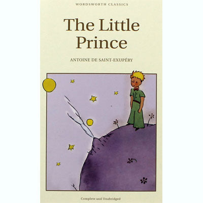 Little Prince (Text & Illustrations Version)