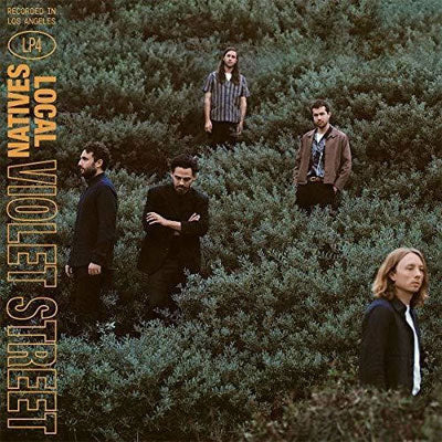 Local Natives - Violet Street (Vinyl)