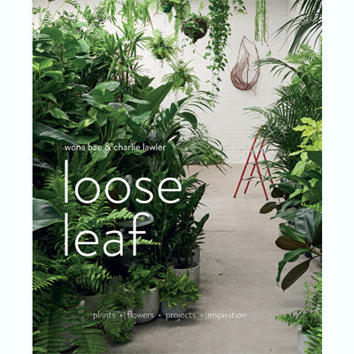 Loose Leaf: Plants Flowers Projects Inspiration (Paperback)