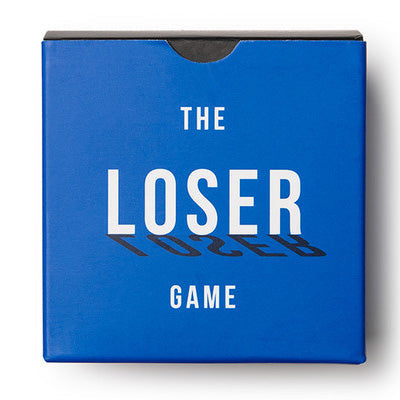 The School Of Life - The Loser Game