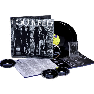 Reed, Lou - New York (Deluxe 3CD/DVD/2LP Edition)