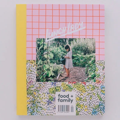 Lunch Lady Magazine Issue 22