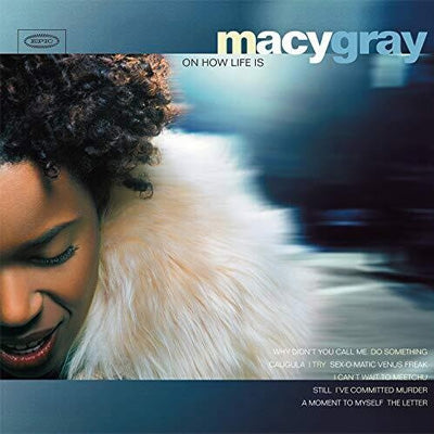 Gray, Macy - On How Life Is (Blue Vinyl)