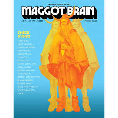 Maggot Brain Magazine - Issue 2
