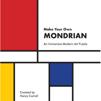 Make Your Own Mondrian : A Modern Art Puzzle