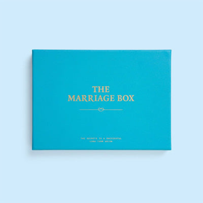 The Marriage Box Card Set - The School Of Life