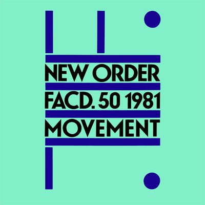 New Order - Movement (Vinyl)
