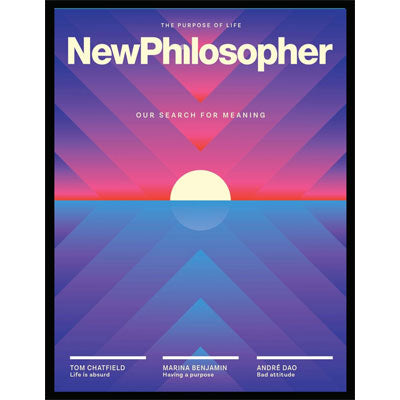 New Philosopher - Issue 29 : Purpose