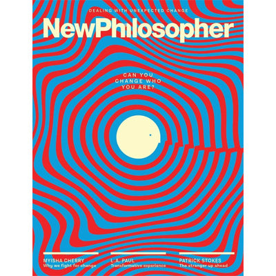New Philosopher Magazine - Issue 26 : Change