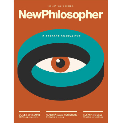 New Philosopher - Issue 30: Perception