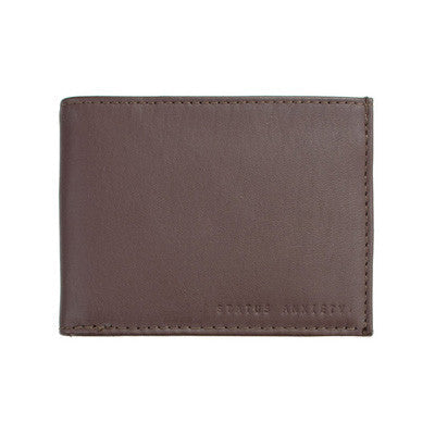 Men's Wallet - Status Anxiety Noah