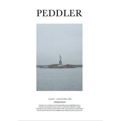Peddler Journal Issue Six : Immigrants by Hetty McKinnon
