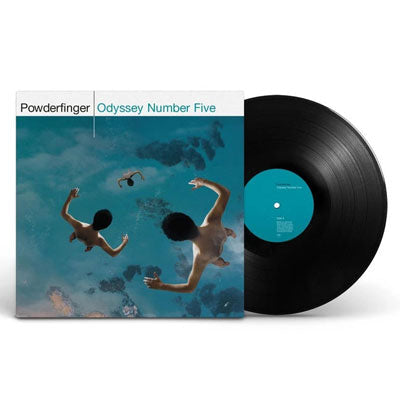 Powderfinger - Odyssey Number Five (Std Vinyl Reissue)