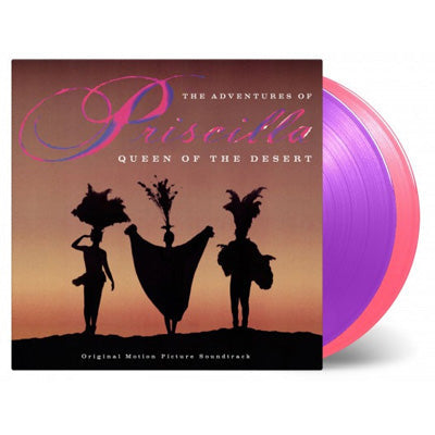 Adventures of Priscilla: Queen Of The Desert Soundtrack (Limited Pink & Purple Coloured Vinyl)