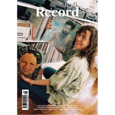 Record Culture Magazine - Issue 8
