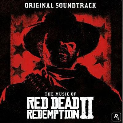 Music Of Red Dead Redemption II Soundtrack (Red Vinyl)