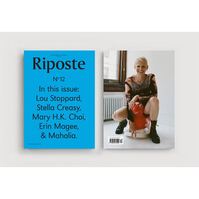 Riposte - Issue 12