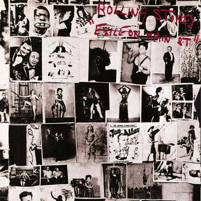 Rolling Stones, The - Exile On Main Street (Vinyl)