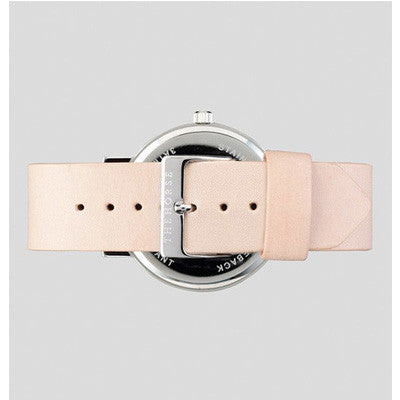 The Horse Watch Original - Rose Gold/Light Tan Leather