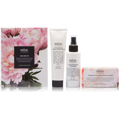 Salus Body - Rose Skin Gift Set