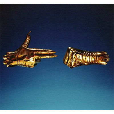 Run The Jewels - 3 (Gold Vinyl)