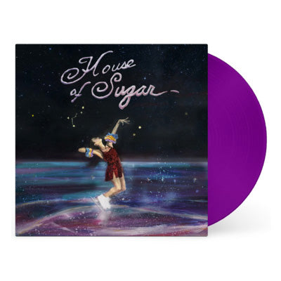 (Sandy) Alex G ‎– House Of Sugar (Limited Purple Vinyl)