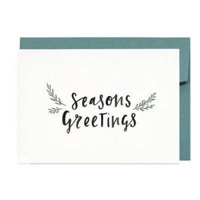 In The Daylight - Season's Greetings Christmas Card
