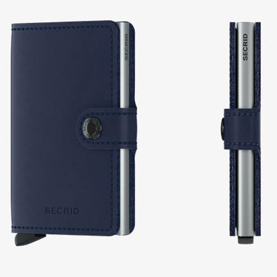Secrid Miniwallet - Original Navy