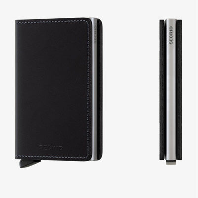 Secrid Slimwallet - Original Black