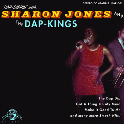 Jones, Sharon & The Dap-Kings ‎- Dap-Dippin' With... (Vinyl)
