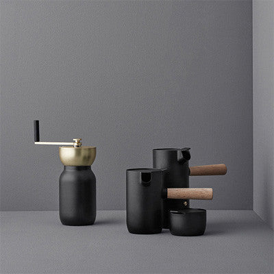 Collar Espresso Maker by Stelton