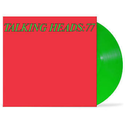 Talking Heads - Talking Heads: 77 (Limited Edition Green Vinyl)