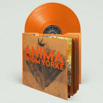 Yorke, Thom - Anima Soundtrack (Limited Deluxe Book Edition on Orange 2LP Vinyl)