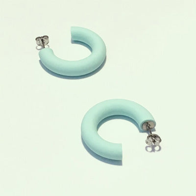 Kitsu Earrings - Tiny Hoops
