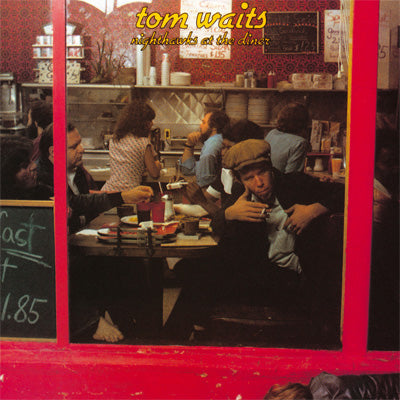 Waits, Tom - Nighthawks At The Diner (Limited Red Vinyl)